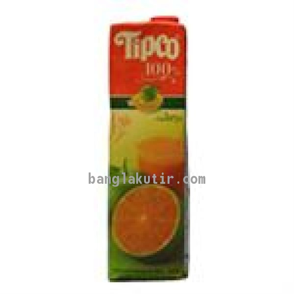 Tipco Orange Juice 1Ltr