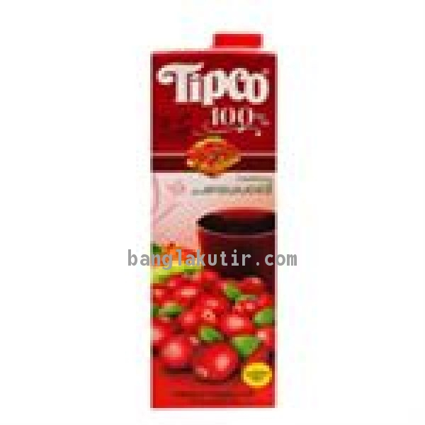 Tipco Cranberry Juice 1Ltr