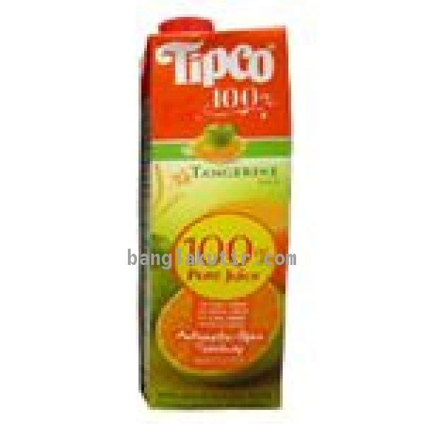 Tipco Si Thong Orange Juice 1 Ltr