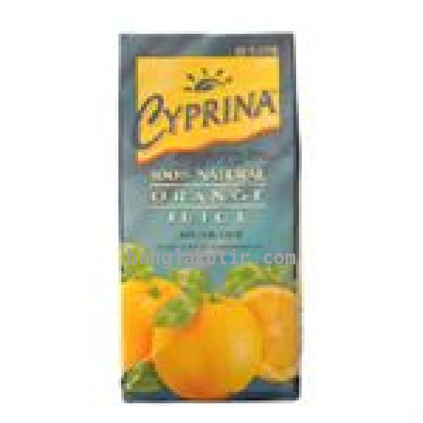 Cyprina Orange Juice 1Ltr