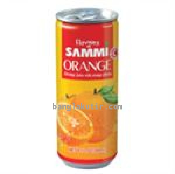 Sammi Orange Juice 240ml