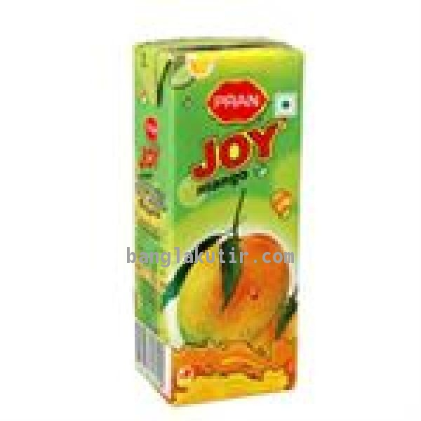 Pran Joy Mango Juice 200ml