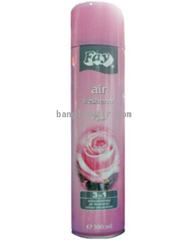 Fay air freshener rose