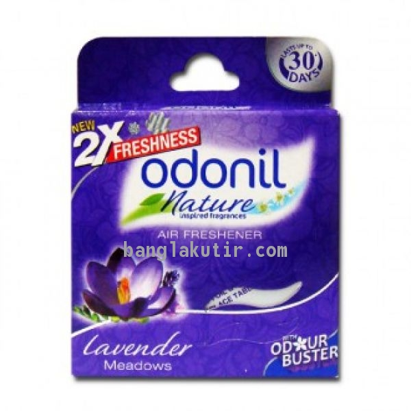 Odonil airfreshner lavender meadows