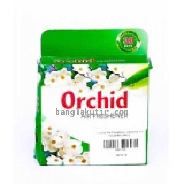 ORCHID AIR FRESHNER JASMINE PACK 50GM