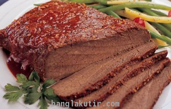 Beef Barbecue Steak